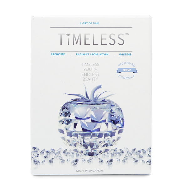 timeless tomato lightening brightening whitening